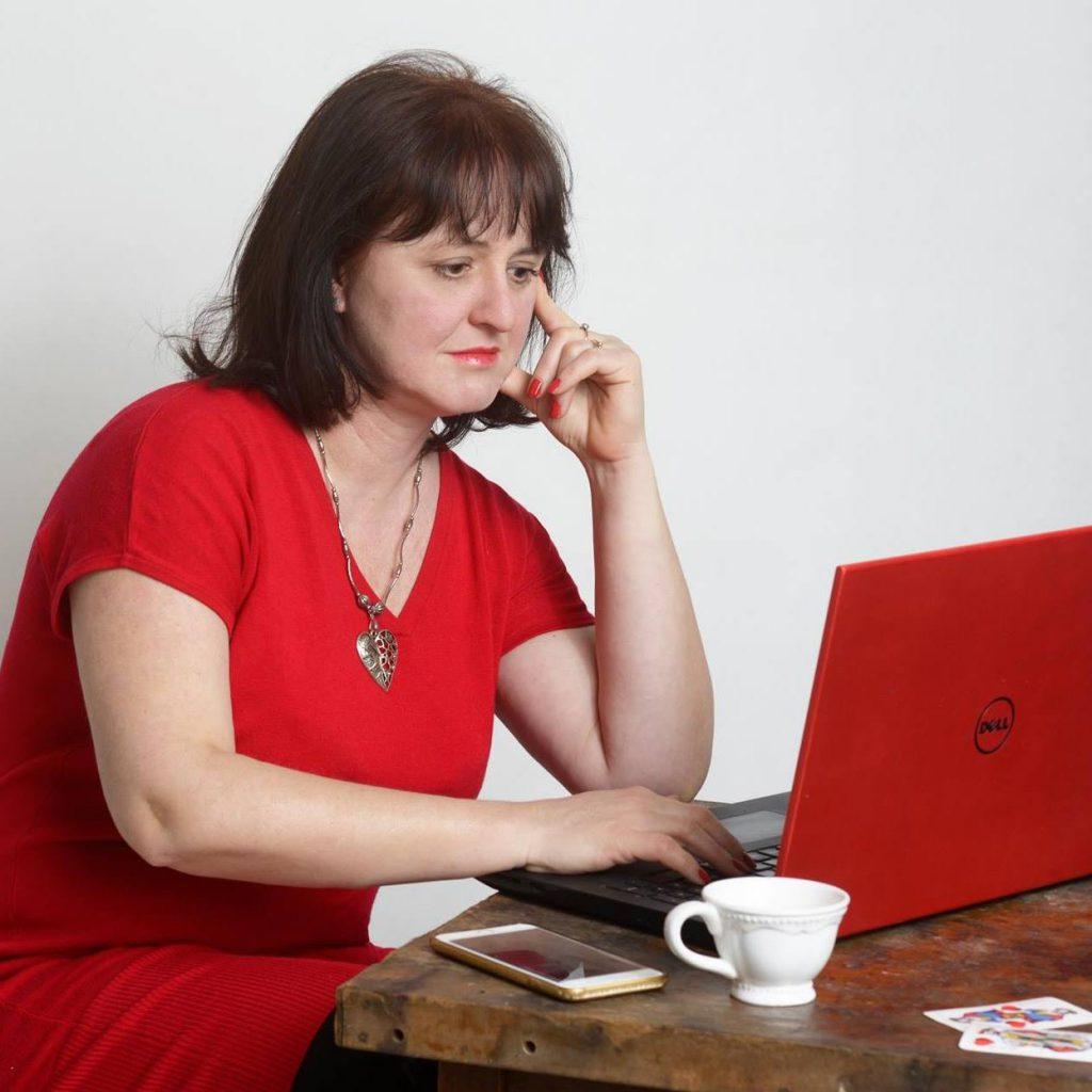 A két napos tervezési workshop vendége: Gáspár Katalin, aki a kisvállalkozások marketingjének nagyasszonya