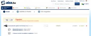Webshop példa